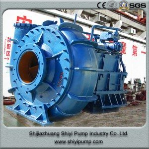 Renewable Design for 700WN Dredge Pump  to United States Factory