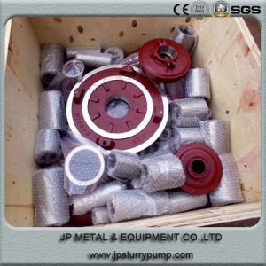 Stuffing box and shaft sleeves and FPL insert