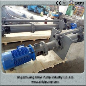 China Wholesale for 65QV-SP Vertical Sump Pump  to Italy Factory